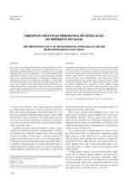 prikaz prve stranice dokumenta VRIJEDNOST PREVENCIJE PRIROĐENOG IIŠČAŠENJA KUKA OD HIPOKRATA DO DANAS