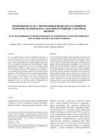prikaz prve stranice dokumenta POLIMORFIZAM 4G/5G U PROMOTORSKOJ REGIJI GENA ZA INHIBITOR AKTIVATORA PLAZMINOGENA–1 KAO RIZIČNI ČIMBENIK U MULTIPLOJ SKLEROZI