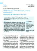 prikaz prve stranice dokumenta Citotoksičnost dvaju bioaktivnih materijala za punjenje korijenskih kanala