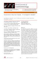 prikaz prve stranice dokumenta Nonalcoholic fatty liver disease - A multisystem disease?