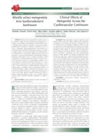 prikaz prve stranice dokumenta Klinički učinci metoprolola kroz kardiovaskularni kontinuum.