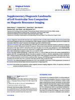 prikaz prve stranice dokumenta Supplementary Diagnostic Landmarks of Left Ventricular Non-Compaction on Magnetic Resonance Imaging