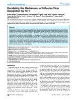 prikaz prve stranice dokumenta Elucidating the Mechanisms of Influenza Virus Recognition by Ncr1