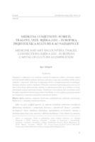 prikaz prve stranice dokumenta MEDICINA I UMJETNOST: SUSRETI, TRAGOVI, VEZE. RIJEKA 2020. – EUROPSKA PRIJESTOLNICA KULTURE KAO NADAHNUĆE