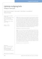 prikaz prve stranice dokumenta Liječenje malignog bola